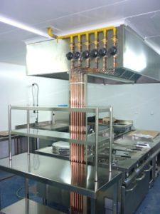 Instalaciones gas natural o gas butano bualgas s a for Instalacion gas butano